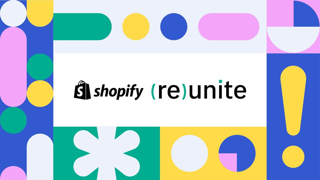 Shopify Reunite: The Key Announcements